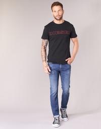 Textiel Heren Skinny jeans Diesel THOMMER Blauw / 084uh