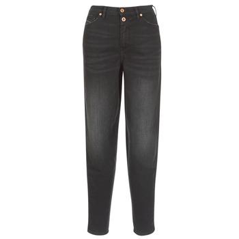 Textiel Dames Straight jeans Diesel ALYS Zwart / 069bg