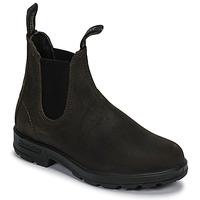 Schoenen Laarzen Blundstone SUEDE CLASSIC BOOT Kaki