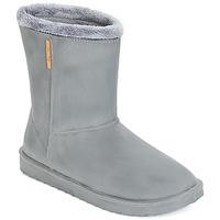 Schoenen Meisjes Snowboots Be Only COSY Grijs