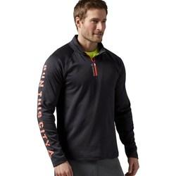 Textiel Heren Sweaters / Sweatshirts Reebok Sport Running Essentials Graphite