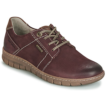 Schoenen Dames Derby Josef Seibel Steffi 59 Brown