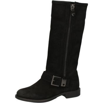 Schoenen Dames Hoge laarzen Twin Set AE835 Noir