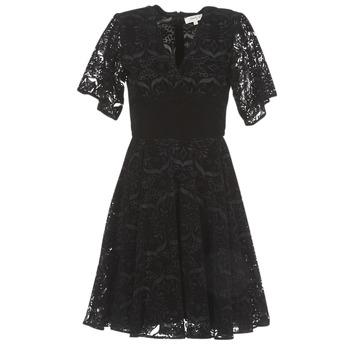 Textiel Dames Korte jurken Derhy DAMOISELLE Zwart