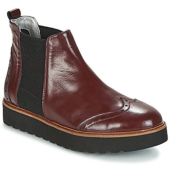 Schoenen Dames Laarzen Ippon Vintage HUNTER THICK Bordeaux