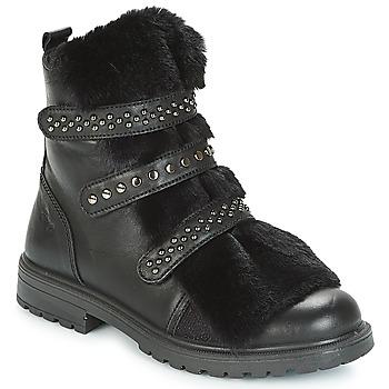 Schoenen Meisjes Laarzen Primigi CHRIS Zwart