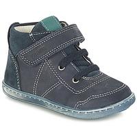 Schoenen Jongens Laarzen Primigi PALMER Blauw