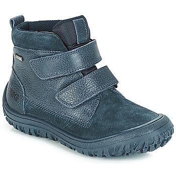 Schoenen Jongens Laarzen Primigi POG 24371 GORE-TEX Blauw