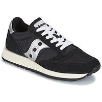 Schoenen Lage sneakers Saucony JAZZ ORIGINAL VINTAGE Zwart / Wit