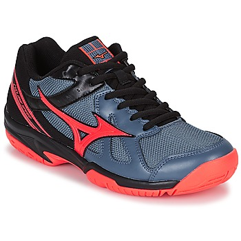 Schoenen Dames Indoor Mizuno CYCLONE SPEED Zwart / Grijs / Orange