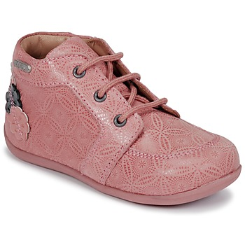 Schoenen Meisjes Laarzen Aster DILA Roze