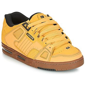 Schoenen Heren Lage sneakers Globe SABRE Geel