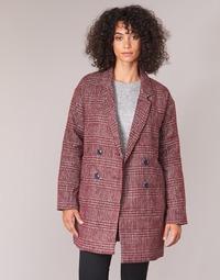 Textiel Dames Mantel jassen Le Temps des Cerises LADY Bordeaux