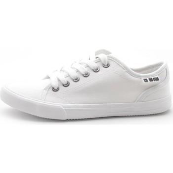 Schoenen Dames Lage sneakers Big Star W274835 Blanc