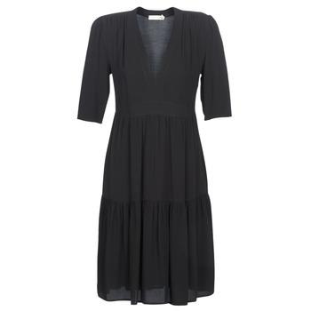 Textiel Dames Lange jurken See U Soon CUICO Zwart