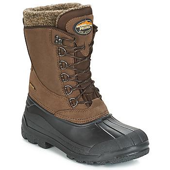 Schoenen Dames Snowboots Meindl SOLDEN Brown