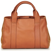 Tassen Dames Handtassen kort hengsel Betty London JUZTA Cognac