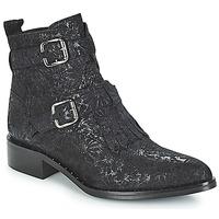 Schoenen Dames Laarzen Philippe Morvan SMAKY1 V2 DAISY LUX Zwart