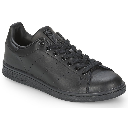 Schoenen Lage sneakers adidas Originals STAN SMITH Zwart