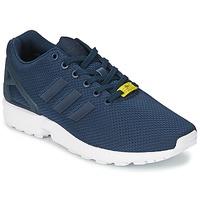 Schoenen Heren Lage sneakers adidas Originals ZX FLUX Blauw / Wit
