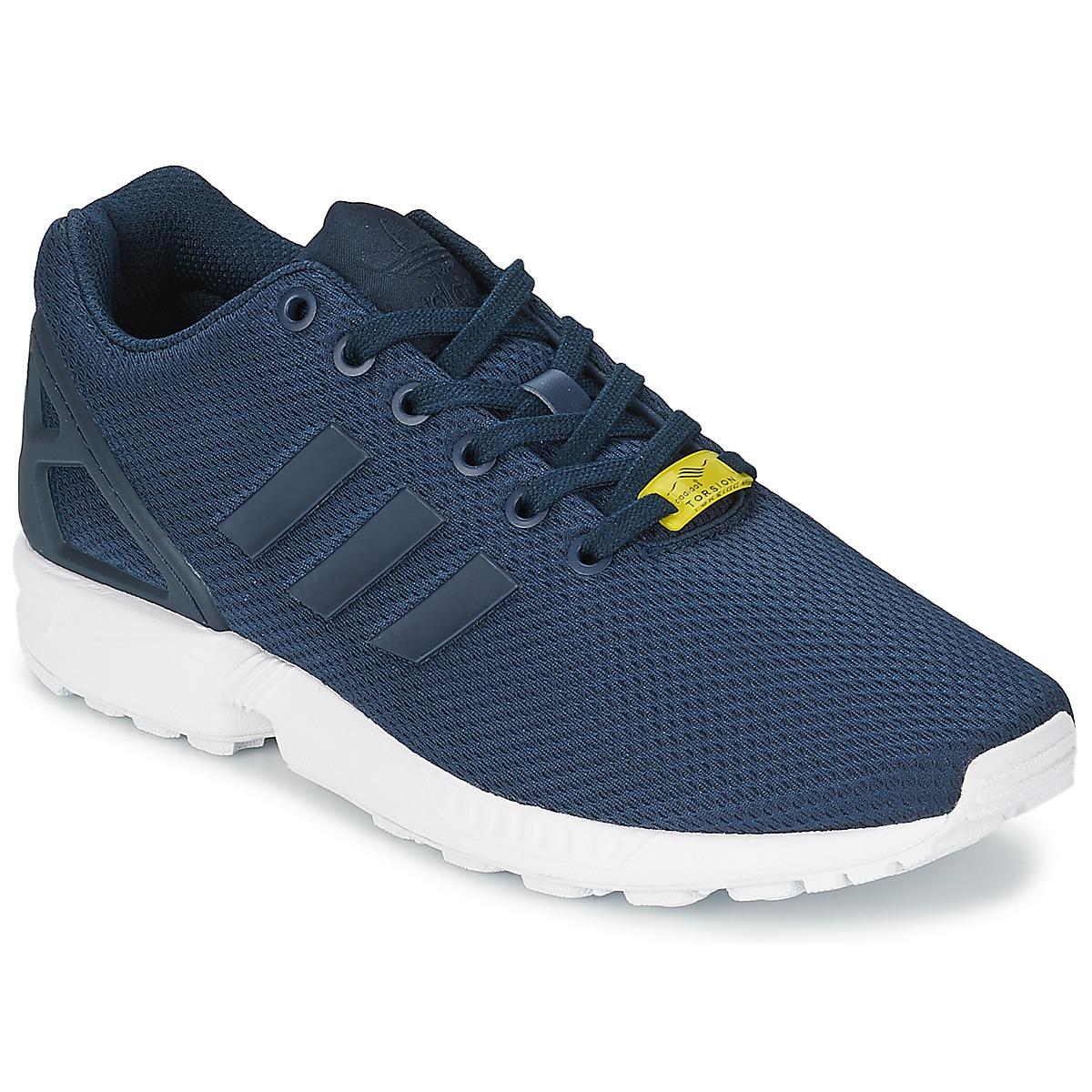Adidas Schoudertassen : Adidas originals zx flux blauw wit gratis levering bij
