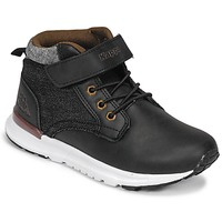Schoenen Jongens Hoge sneakers Kappa TELMO EV Zwart