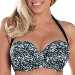 Textiel Dames Bikinibroekjes- en tops Curvy Kate Diffuse Zwart