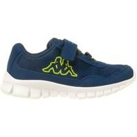 Schoenen Jongens Lage sneakers Kappa Follow K Bleu marine