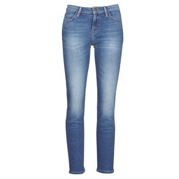 Textiel Dames Straight jeans Lee ELLY Blauw / Medium