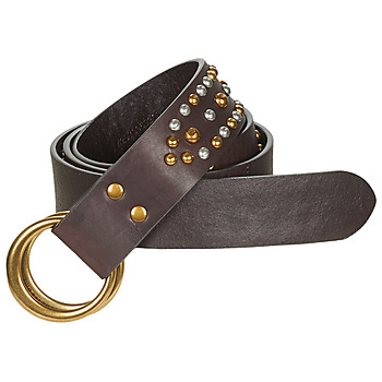 Accessoires Dames Riemen Polo Ralph Lauren DOUBLE O RING Brown