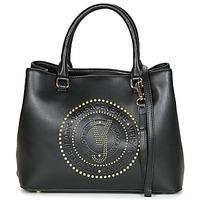 Tassen Dames Handtassen kort hengsel Versace Jeans GARA Zwart