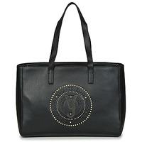 Tassen Dames Tote tassen / Boodschappentassen Versace Jeans CESUS Zwart