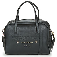 Tassen Dames Handtassen kort hengsel Versace Jeans CUMBALI Zwart