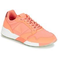 Schoenen Dames Lage sneakers Le Coq Sportif OMEGA X W METALLIC Roze / Corail