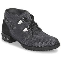 Schoenen Dames Laarzen Mam'Zelle XESTO Zwart