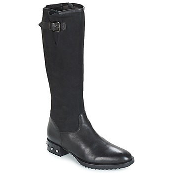 Schoenen Dames Hoge laarzen Mam'Zelle XANE Zwart