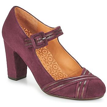 Schoenen Dames pumps Chie Mihara KALEI Bordeaux