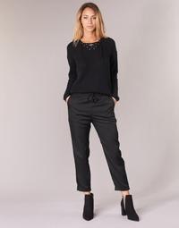 Textiel Dames Losse broeken / Harembroeken G-Star Raw BRONSON JOG Zwart