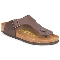 Schoenen Heren Slippers Birkenstock RAMSES Brown