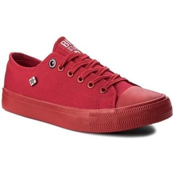 Schoenen Dames Lage sneakers Big Star AA274007 Rouge