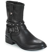 Schoenen Dames Laarzen LPB Shoes LOUNA Zwart