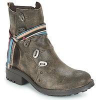 Schoenen Dames Laarzen Felmini NOUMERAT Brown