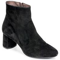 Schoenen Dames Enkellaarzen Perlato JERANA Cam / Zwart