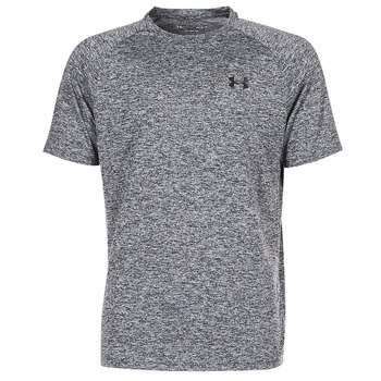 Textiel Heren T-shirts korte mouwen Under Armour UA TECH SS TEE Grijs