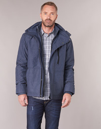 Textiel Heren Wind jackets Benetton MARDAN Marine