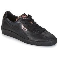 Schoenen Dames Lage sneakers Puma WN TE-KU ARTICA.BLACK-BLAC  zwart