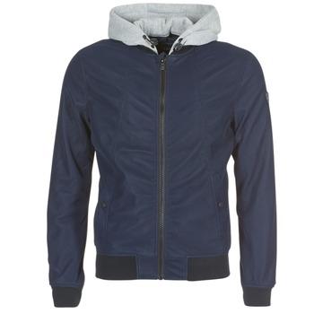 Textiel Heren Leren jas / kunstleren jas Kaporal LODY Blauw