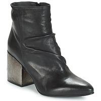 Schoenen Dames Enkellaarzen Now BOLOGNA Zwart