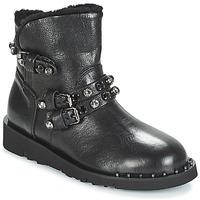 Schoenen Dames Laarzen Mimmu MALONN Zwart