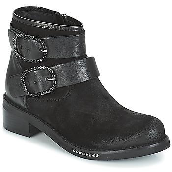 Schoenen Dames Laarzen Mimmu MYLANN Zwart